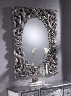 Espejos Clásicos, Rústicos y Barrocos : Espejo CLASS. Espejos decorativos.