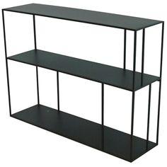 Shelf unit metal low double sold by pols potten, https://www.polspotten.nl.