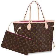 Buy and sell authentic handbags including the Louis Vuitton Neverfull Monogram MM Pivoine Lining in Canvas with Brass and thousands of other used handbags.