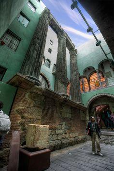 ... uno de los rincones menos visitados de Barcelona ... | por franma65