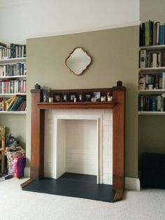 1930s fireplaces - Google Search