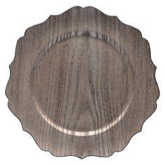 Bitossi Plastic Romantic Collection Plate