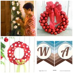 Holiday Wall Decor