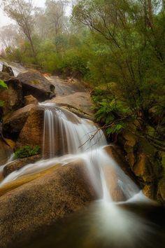 Beautiful Waterfall in Australia.