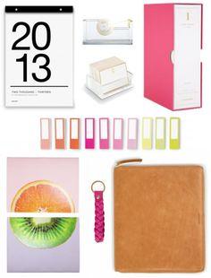 Russel & Hazel desk accessories