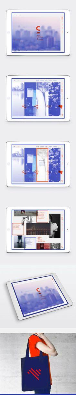 City Sense Platform by Irene Shkarovska | Fivestar Branding Agency – Design and Branding Agency & Curated Inspiration Gallery