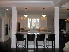 wayne homes kitchens   Winchester Kitchen by Wayne Homes, via Flickr - love upper cabinets ...