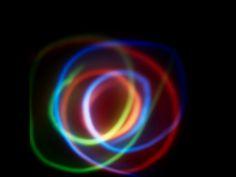 Alessandra Angelini, Sinfonie cosmiche. Data della ripresa: 1992  / Anno di stampa: 2009 - 2011. Tecnica: Luminogramma, stampa digital fine art su carta cotone. Tiratura: 3 esemplari. cm 80x80