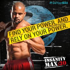 Find your power Insanity Workout Motivation, Fitness Motivation, Change Email, Finding Yourself, Youtube, Fit Motivation, Youtubers, Youtube Movies, Exercise Motivation