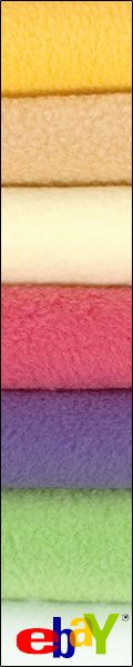 Ideas for using fleece scraps after making fleece blankets for homeless