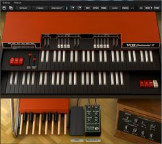 VOX Continental-V brings back the classic sound of the famous VOX Continental 300 through our TAE® physical modeling technology. With VOX Continental-...