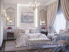 Y.O.U.: Спальня. Дизайнер - Дон Анна. Визуализатор - Ульянова Олеся.