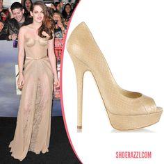 Kristen Stewart in Jimmy Choo - ShoeRazzi