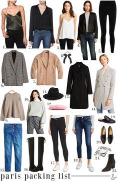 Paris Packing List for Fall Plaid Coat, Plaid Blazer, Plaid Pants, Paris Packing, Paris Travel, J Crew Jeans, Velvet Leggings, Fashion Advice, Summer Time