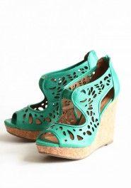 ruche- vintage inspired footwear