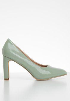 Slip-on. Duvet Sets, Duvet Cover Sets, Block Heels, Two By Two, Footwear, Slip On, Pumps, Fancy, Sage