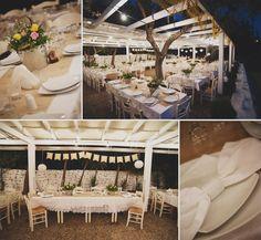 Γαμήλιο Τραπέζι - Καλοκαιρινός Γάμος στην Ιθάκη | Wedding table setting - Summer wedding in Ithaca, Greece