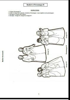 Pentecostés figuras 2