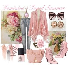 """""""Feminine- For the Soft Summers"""