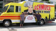 Los Angeles Food Truck, Schmuck Truck of Roadstoves  http://roadstoves.com/schmuck-truck.html   #LAfoodtrucks #Losangelesfoodtrucks #foodtrucks