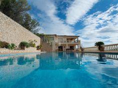 Villa in den Bergen, in Alcalali - 1.495 € -