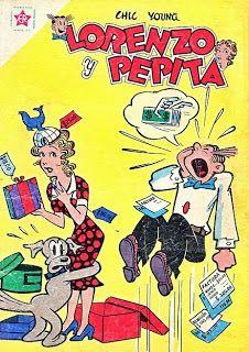 LORENZO Y PEPITA - AÑO VI - Nº112