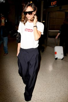 Victoria Beckham Wears Supreme x Louis Vuitton, In Case There Were Any  Doubts That She s A Style Icon 1d6616a7e4