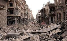 DIÁRIO FEITO À MÃO: Sobre o conflito na Síria