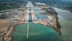 Erweiterter Panamakanal wird eröffnet