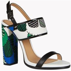 DSQUARED2 Essential Sandals ($940) ❤ liked on Polyvore featuring shoes, sandals, dsquared2 and dsquared2 shoes