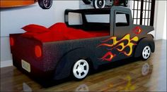 monster truck toddler bed - Google Search