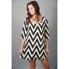 Endless Summer Dress-Black - $50.00