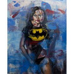 Batgirl-Duality Print. Redefine Gallery - Orlando, FL. Only $20.
