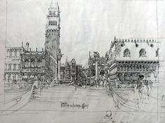 Piazetta, Venedig