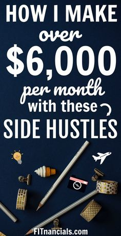 How I Make A Full-Time Income With These Side Hustles.How I Make A Full-Time Income With These Side Hustles. Do you want to make more money? Read this! Earn Money From Home, Make Money Fast, Earn Money Online, Make Money Blogging, Online Jobs, Money Saving Tips, Money Tips, Online Careers, Money Today