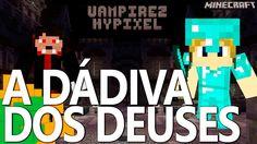 Minecraft VampireZ - god é muito OP