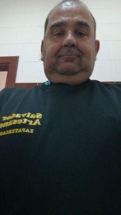 Salvador artesano zapaterías colaborador de los árbitros de fútbol base en elche