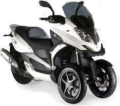 Pour 2013, le Quadro 350 changera de moteur et d'équipements de confort