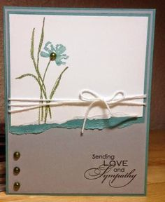 Stamp  Scrap with Frenchie: Stampin'101 Card Sketch