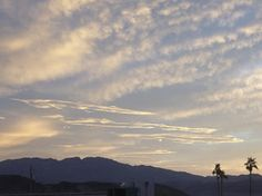 Kelley's Realm of Writing: Monday Musings: Arizona cloud formations photos