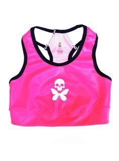 Betty Designs Womens Little Pink Bra
