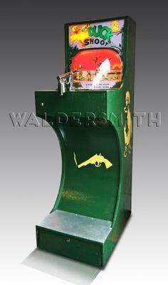Dippy Duck Shoot Arcade Machine