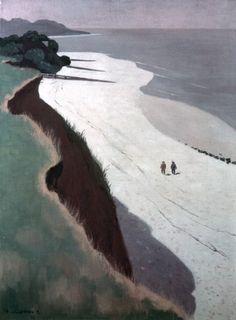 Felix Vallotton, la grève blanche, Vasouy, 1913