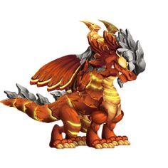 dragon magma dragoncity - Buscar con Google