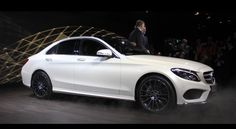 Mercedes Benz 2015 C400 Smokin the competition...