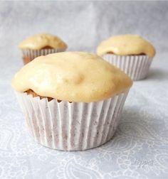 Estrade's cakes: cupcakes de plátano con dulce de leche, receta