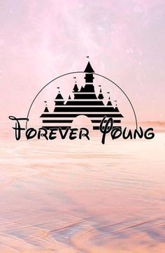 Forever Young..... At least this is how I feel when I watch a Disney classic !