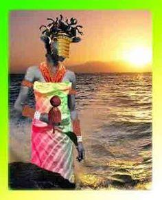 YEWÁ - Ewá - Iyewa - Orixá do Candomble (Inocência)