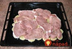 Výborný nápad na skvelý obed, alebo bohatú večeru pre celú rodinku. Tento recept poznám pod názvom prezidentské mäsko, alebo prezidentské rezne. Je to výborné a jednoduché jedlo, odporúčam. Pork Tenderloin Recipes, Pork Recipes, Keto Recipes, Chicken Recipes, Cooking Recipes, Czech Recipes, Delicious Dinner Recipes, Cooking Light, Diet