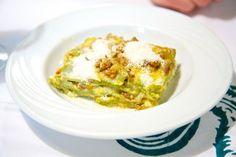 lasagne verdi formaggi